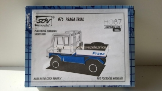 SDV - Praga UV trial - HO